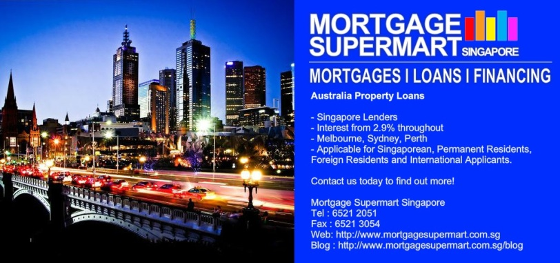 Australia Property Finance (Singapore Lenders)