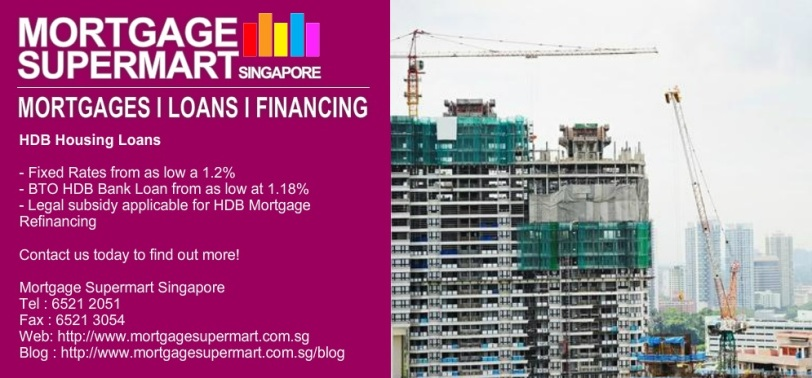 Build to order HDB Housing Loans