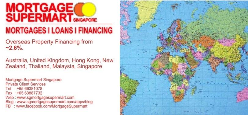 Overseas Property Financing