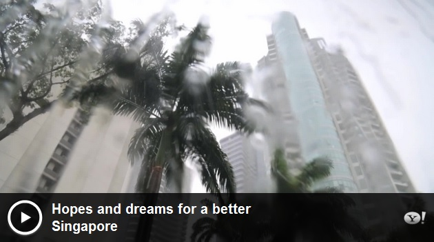 hopes and dreams for a better singapore